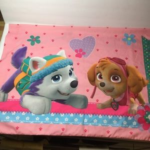 2 Paw Patrol Pillowcases in Excellent Condition